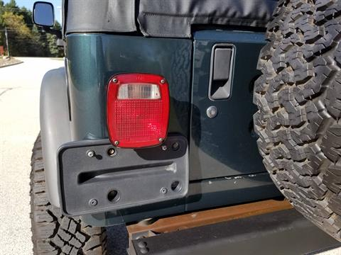 2006 Jeep® Wrangler X in Big Bend, Wisconsin - Photo 81