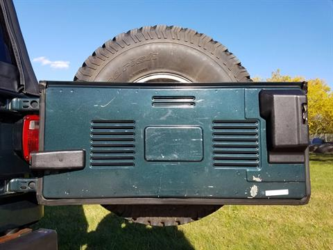 2006 Jeep® Wrangler X in Big Bend, Wisconsin - Photo 85