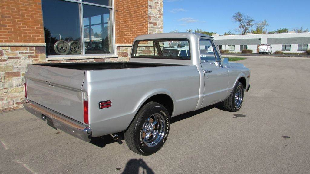 1971 Chevrolet C-10 Fleetside in Big Bend, Wisconsin - Photo 6