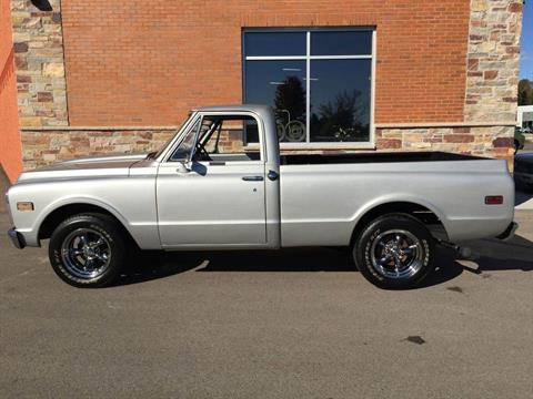 1971 Chevrolet C-10 Fleetside in Big Bend, Wisconsin - Photo 10