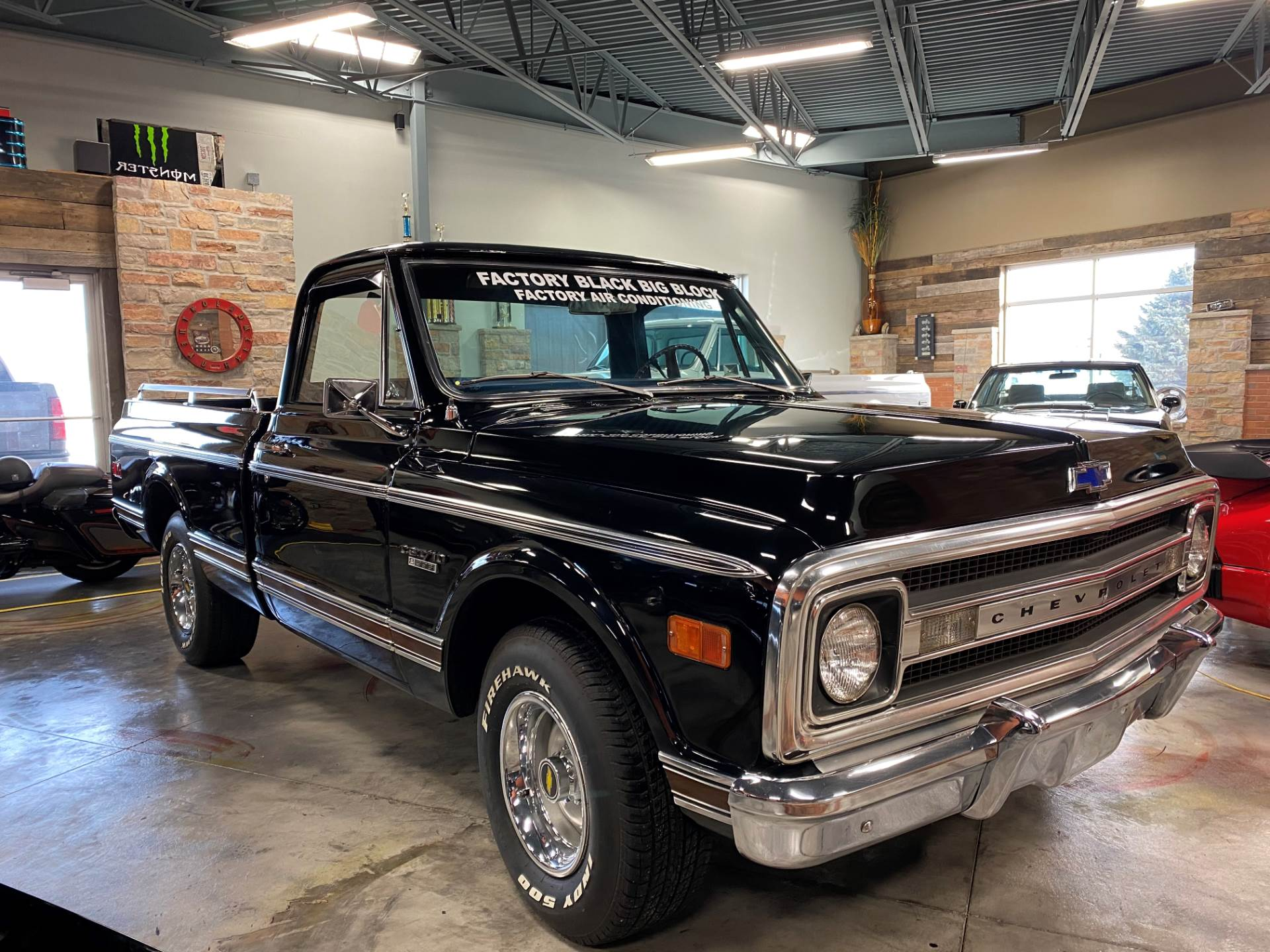 1969 Chevrolet C-10 in Big Bend, Wisconsin - Photo 13