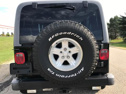 2005 Jeep® Wrangler Unlimited in Big Bend, Wisconsin - Photo 75