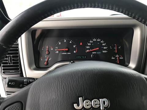 2005 Jeep® Wrangler Unlimited in Big Bend, Wisconsin - Photo 21
