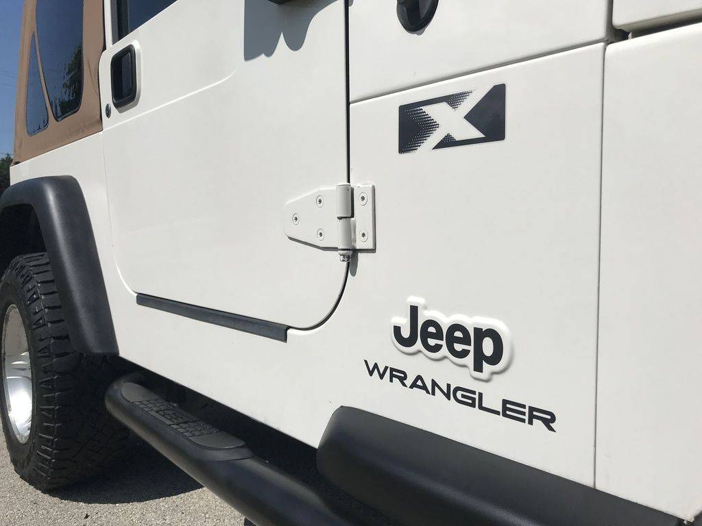 2004 Jeep Wrangler X in Big Bend, Wisconsin - Photo 51