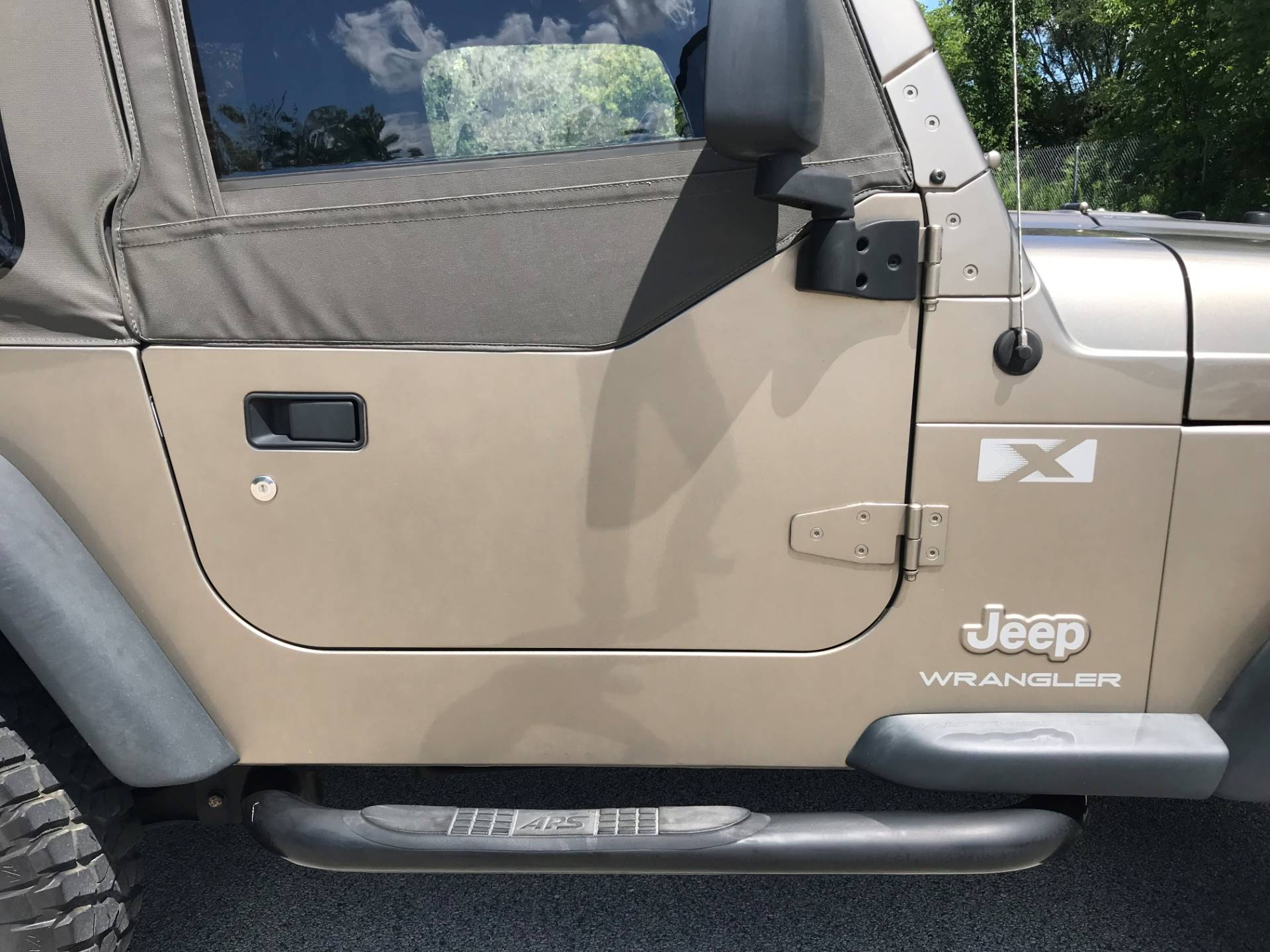 2004 Jeep Wrangler X in Big Bend, Wisconsin - Photo 6
