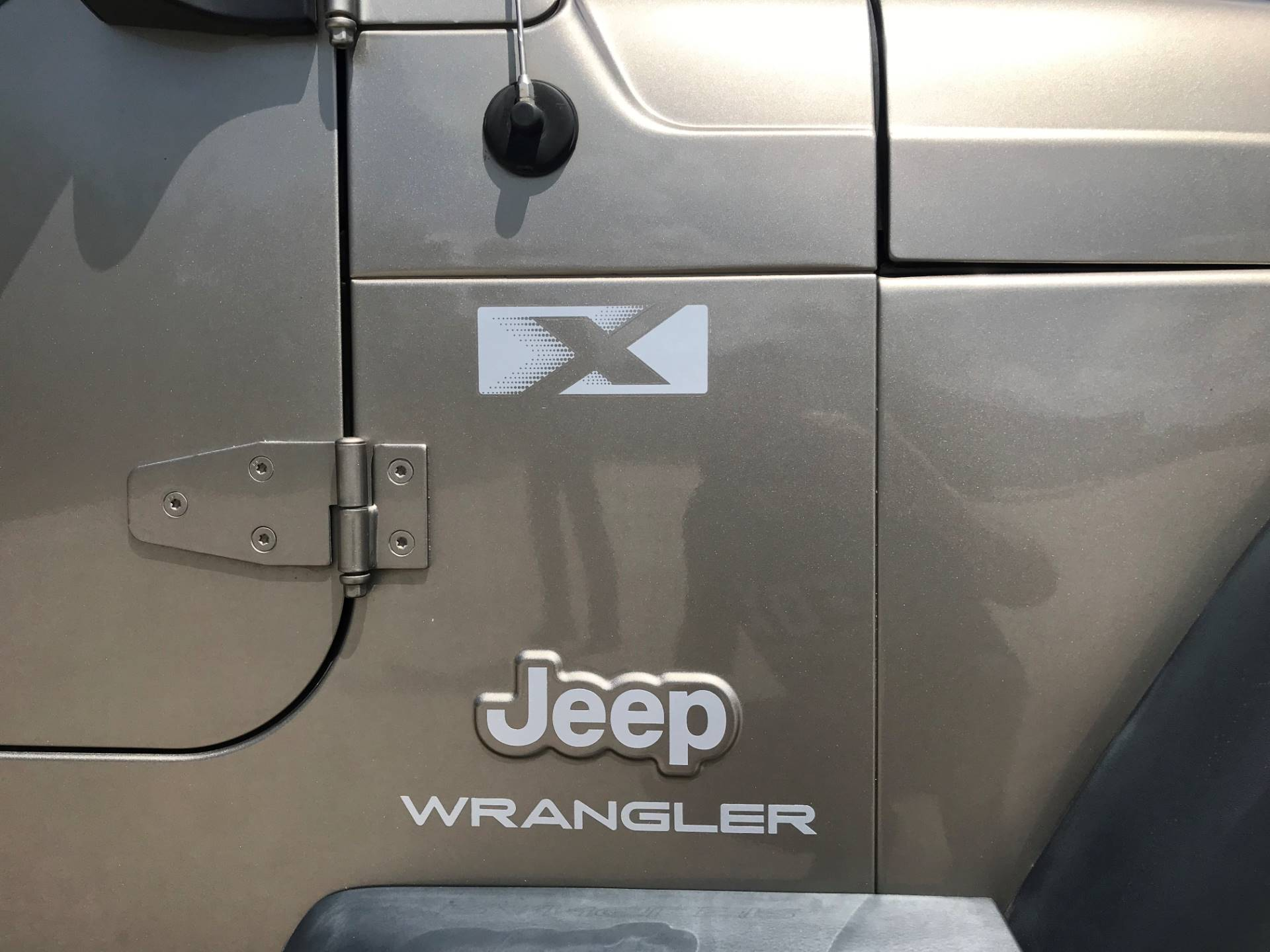 2004 Jeep Wrangler X in Big Bend, Wisconsin - Photo 10