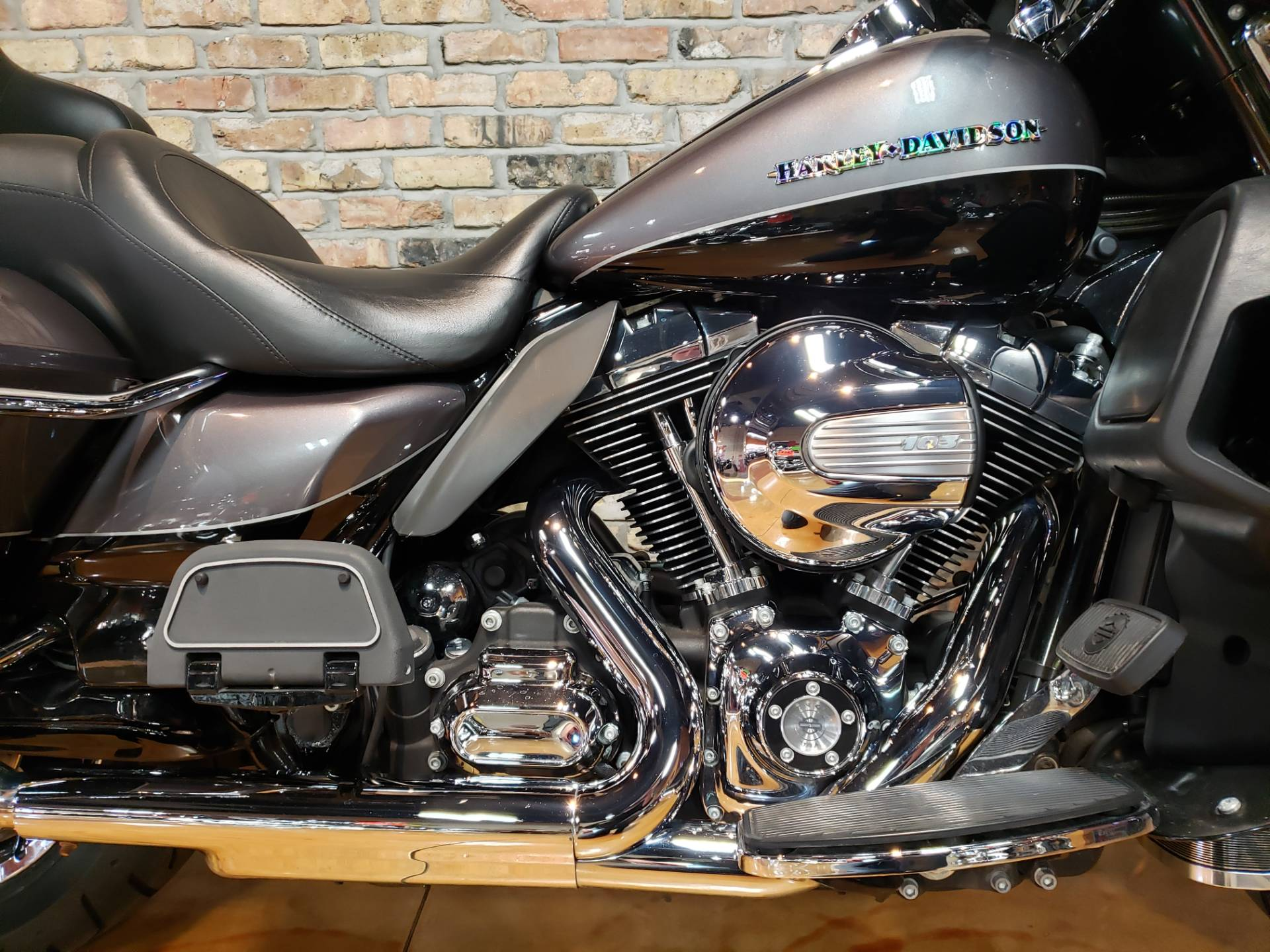 2014 Harley-Davidson Ultra Limited in Big Bend, Wisconsin - Photo 11