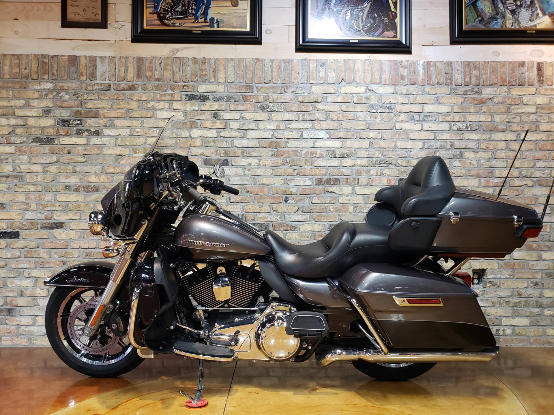 2014 Harley-Davidson Ultra Limited in Big Bend, Wisconsin - Photo 32