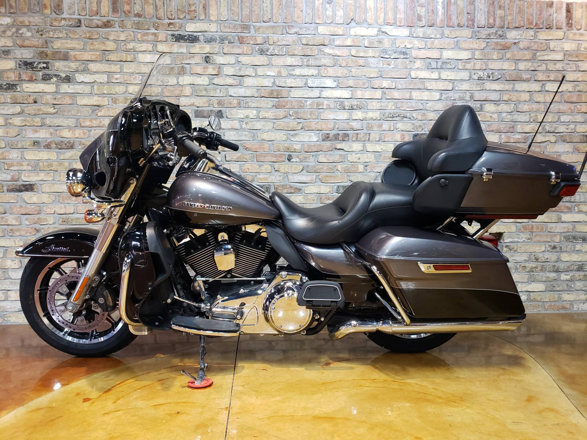 2014 Harley-Davidson Ultra Limited in Big Bend, Wisconsin - Photo 33