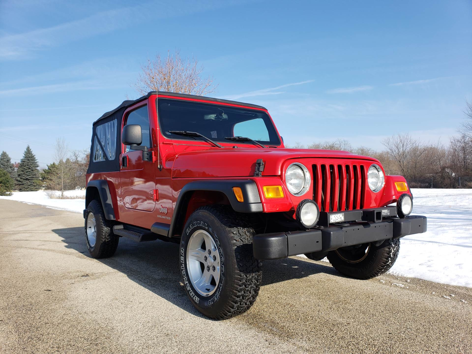 2004 Jeep® Wrangler Unlimited in Big Bend, Wisconsin - Photo 47