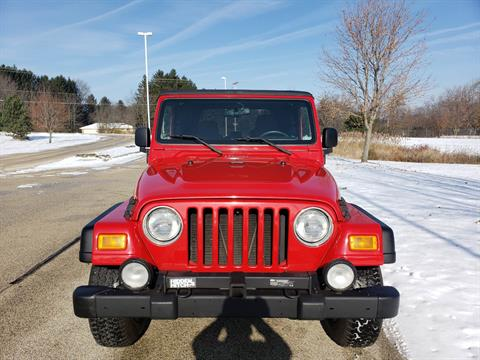 2004 Jeep® Wrangler Unlimited in Big Bend, Wisconsin - Photo 49