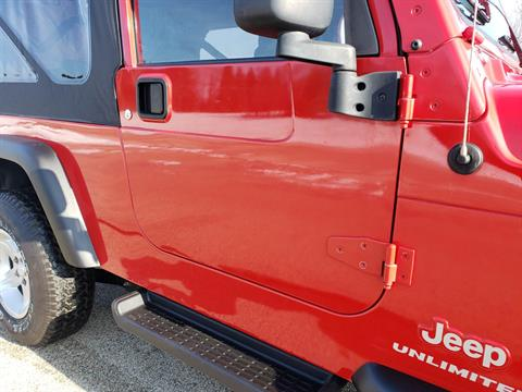 2004 Jeep® Wrangler Unlimited in Big Bend, Wisconsin - Photo 53