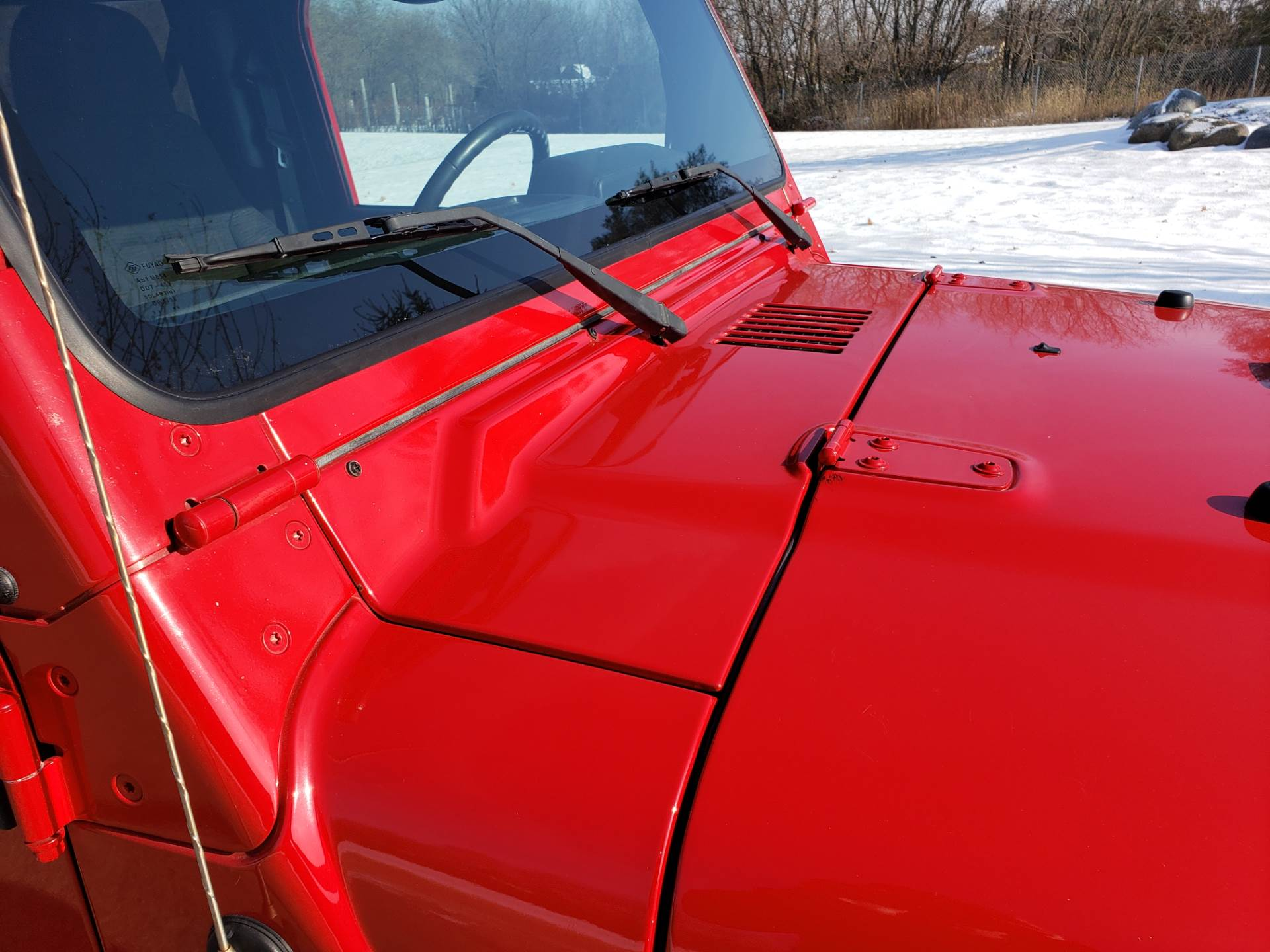 2004 Jeep® Wrangler Unlimited in Big Bend, Wisconsin - Photo 29