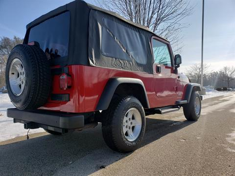2004 Jeep® Wrangler Unlimited in Big Bend, Wisconsin - Photo 55