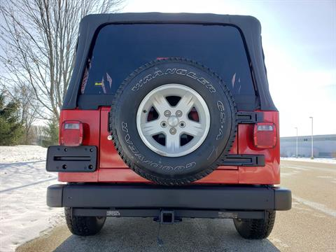 2004 Jeep® Wrangler Unlimited in Big Bend, Wisconsin - Photo 56