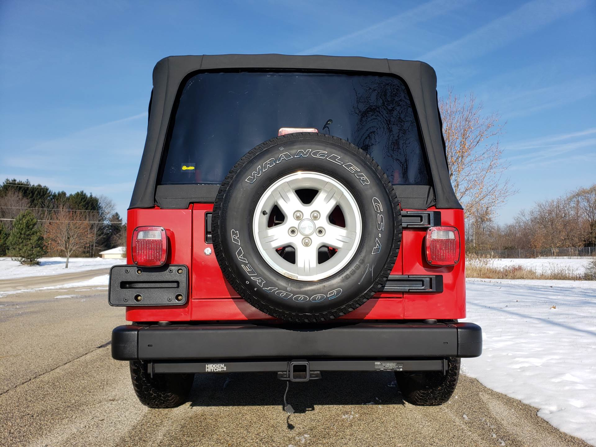 2004 Jeep® Wrangler Unlimited in Big Bend, Wisconsin - Photo 59