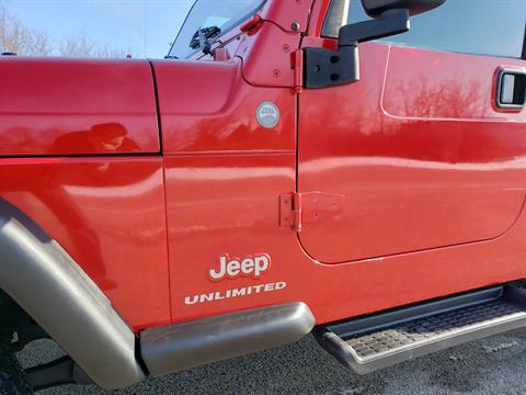 2004 Jeep® Wrangler Unlimited in Big Bend, Wisconsin - Photo 62