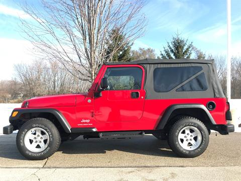 2004 Jeep® Wrangler Unlimited in Big Bend, Wisconsin - Photo 67