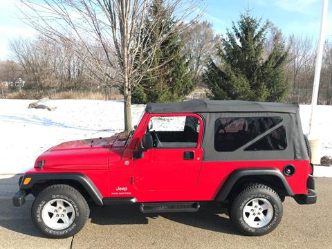 2004 Jeep® Wrangler Unlimited in Big Bend, Wisconsin - Photo 6