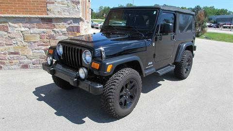 2005 Jeep Wrangler Unlimited LJ in Big Bend, Wisconsin - Photo 3
