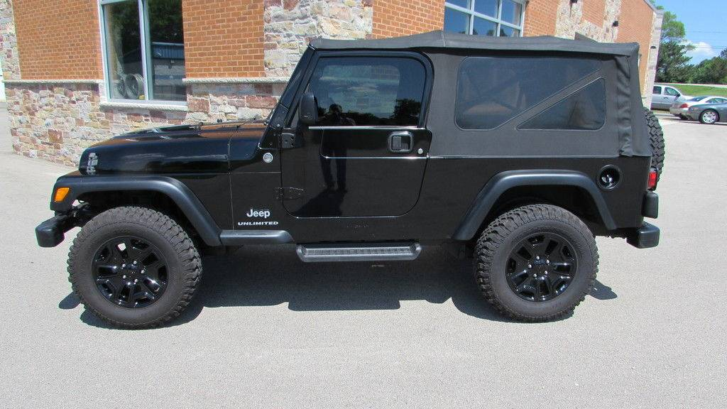 2005 Jeep Wrangler Unlimited LJ in Big Bend, Wisconsin - Photo 1