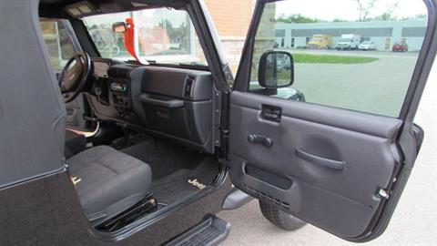 2005 Jeep Wrangler Unlimited LJ in Big Bend, Wisconsin - Photo 31