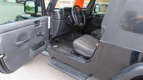 2005 Jeep Wrangler Unlimited LJ in Big Bend, Wisconsin - Photo 21