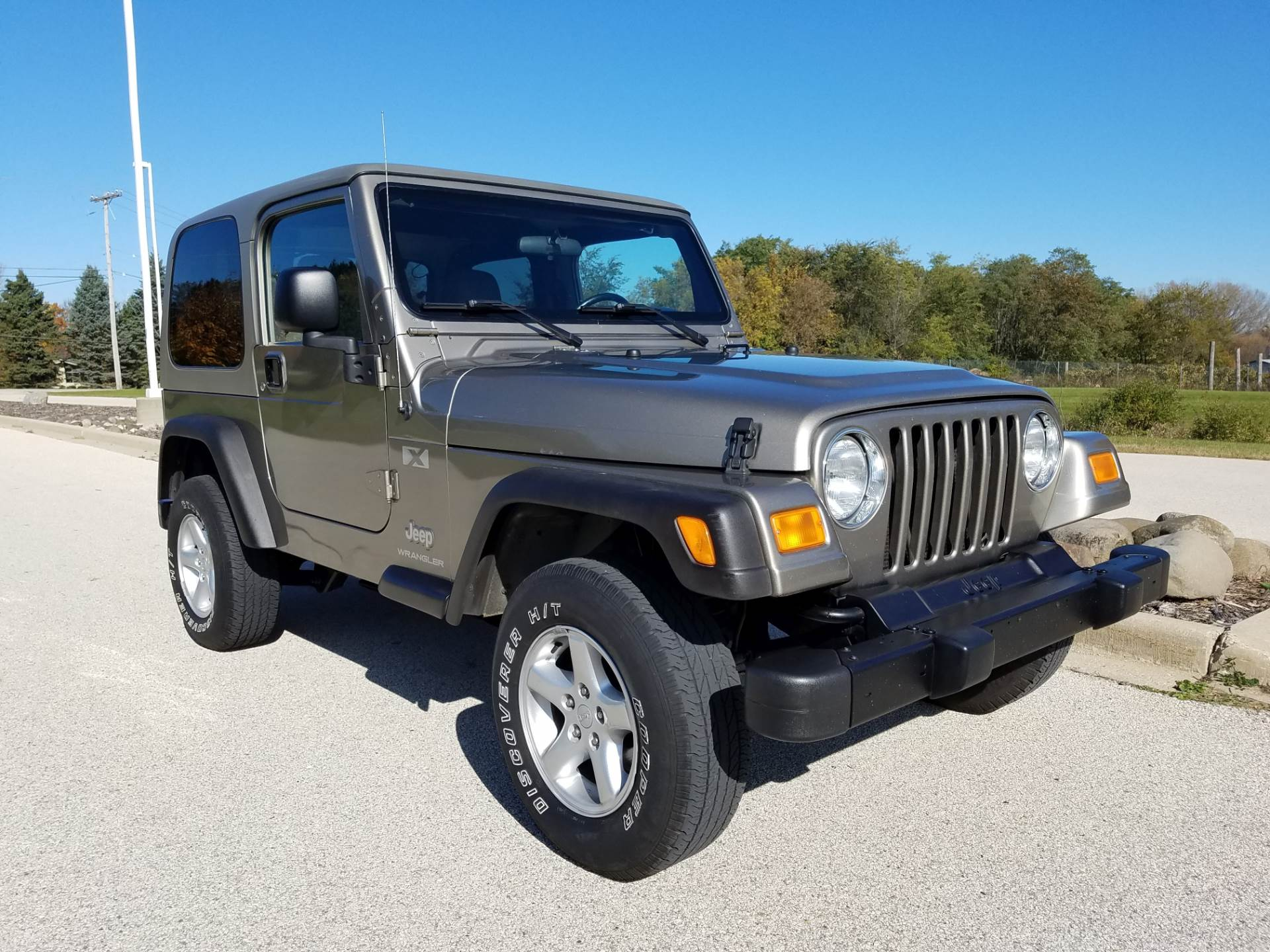 2006 Jeep® Wrangler in Big Bend, Wisconsin - Photo 19