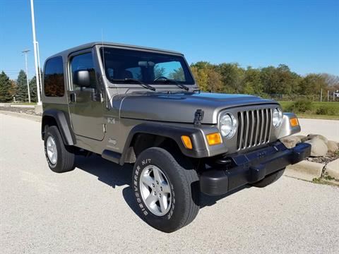 2006 Jeep® Wrangler in Big Bend, Wisconsin - Photo 42