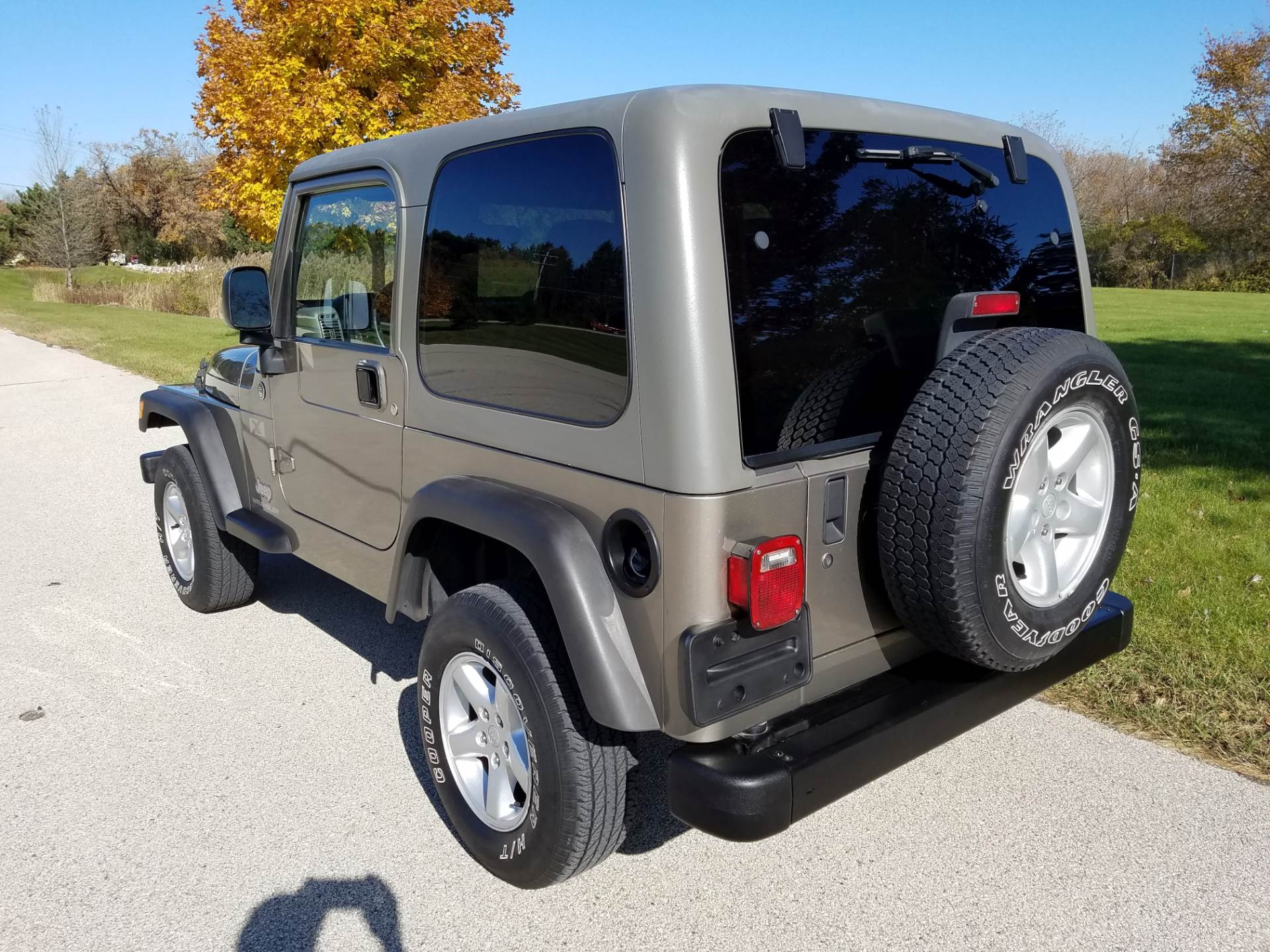 2006 Jeep® Wrangler in Big Bend, Wisconsin - Photo 43
