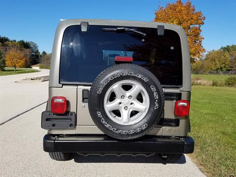 2006 Jeep® Wrangler in Big Bend, Wisconsin - Photo 5