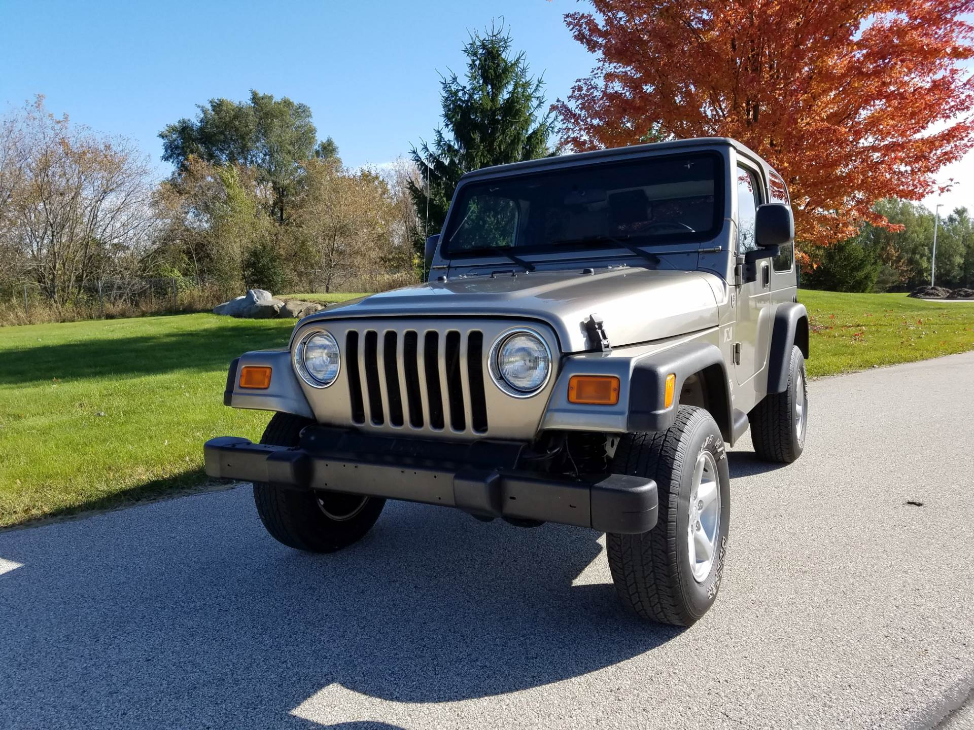 2006 Jeep® Wrangler in Big Bend, Wisconsin - Photo 47