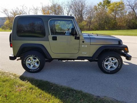 2006 Jeep® Wrangler in Big Bend, Wisconsin - Photo 50