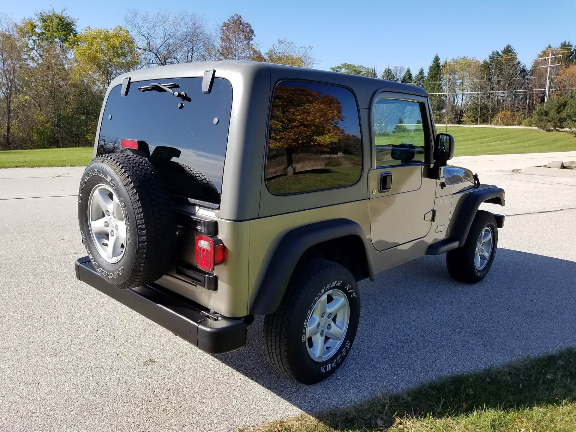 2006 Jeep® Wrangler in Big Bend, Wisconsin - Photo 52