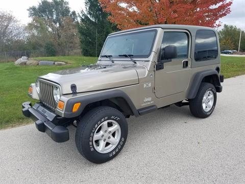 2006 Jeep® Wrangler in Big Bend, Wisconsin - Photo 23