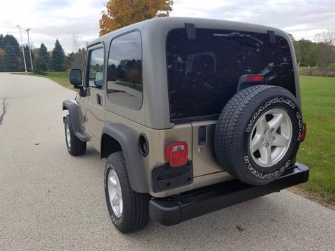 2006 Jeep® Wrangler in Big Bend, Wisconsin - Photo 68