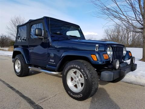 2005 Jeep® Wrangler Rocky Mountain Edition in Big Bend, Wisconsin - Photo 25