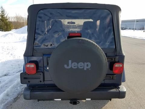 2005 Jeep® Wrangler Rocky Mountain Edition in Big Bend, Wisconsin - Photo 35