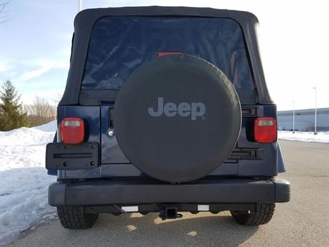 2005 Jeep® Wrangler Rocky Mountain Edition in Big Bend, Wisconsin - Photo 34
