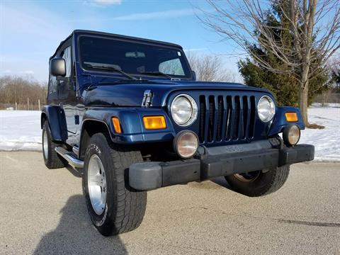 2005 Jeep® Wrangler Rocky Mountain Edition in Big Bend, Wisconsin - Photo 37