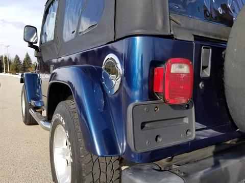 2005 Jeep® Wrangler Rocky Mountain Edition in Big Bend, Wisconsin - Photo 39