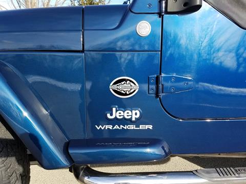2005 Jeep® Wrangler Rocky Mountain Edition in Big Bend, Wisconsin - Photo 8