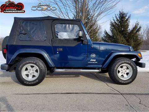 2005 Jeep® Wrangler Rocky Mountain Edition in Big Bend, Wisconsin - Photo 2