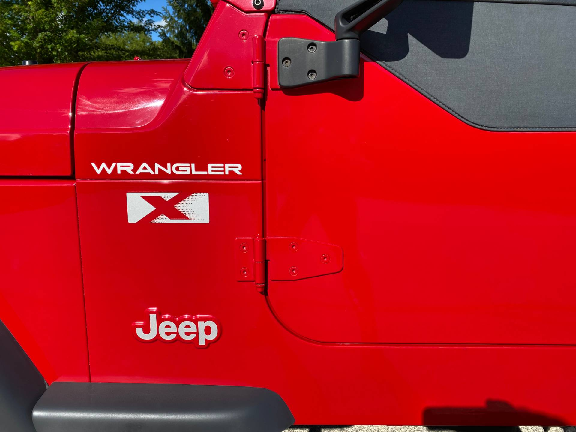 2002 Jeep® Wrangler X in Big Bend, Wisconsin - Photo 24