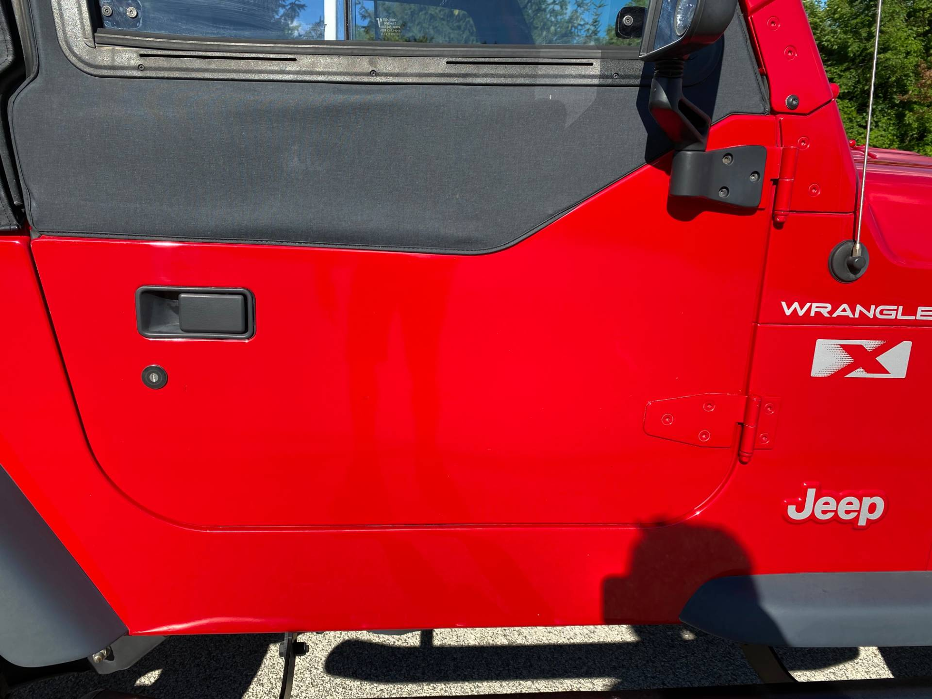 2002 Jeep® Wrangler X in Big Bend, Wisconsin - Photo 27