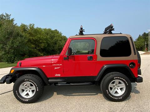 2002 Jeep® Wrangler X in Big Bend, Wisconsin - Photo 3