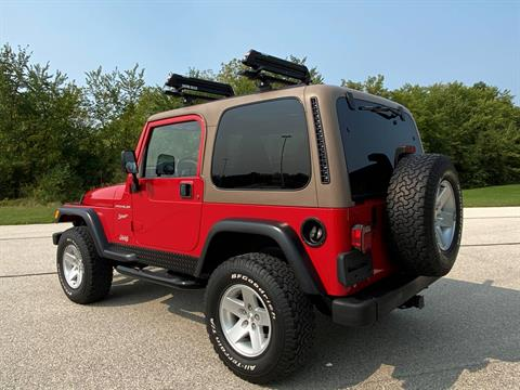 2002 Jeep® Wrangler X in Big Bend, Wisconsin - Photo 4