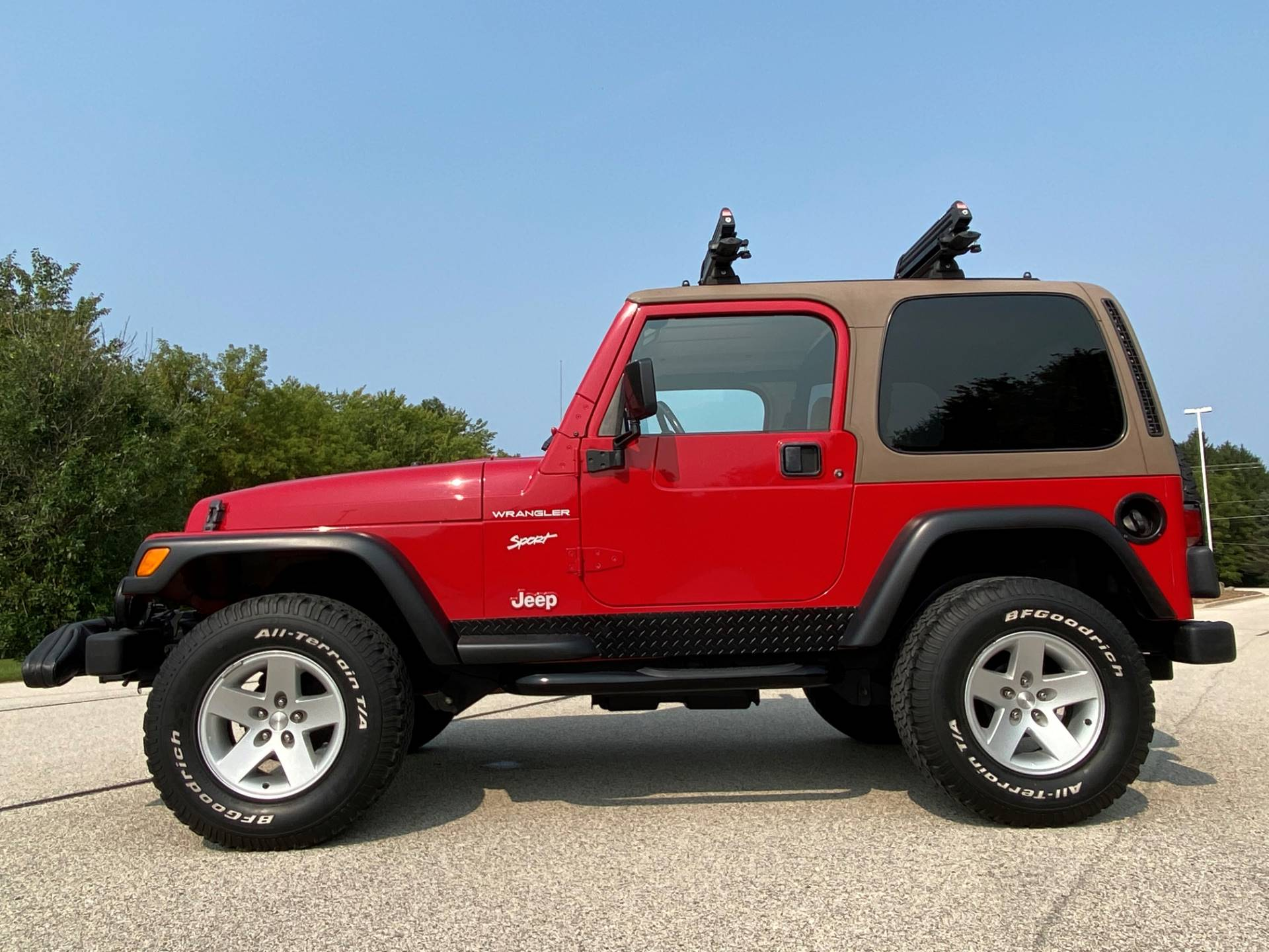 2002 Jeep® Wrangler X in Big Bend, Wisconsin - Photo 67