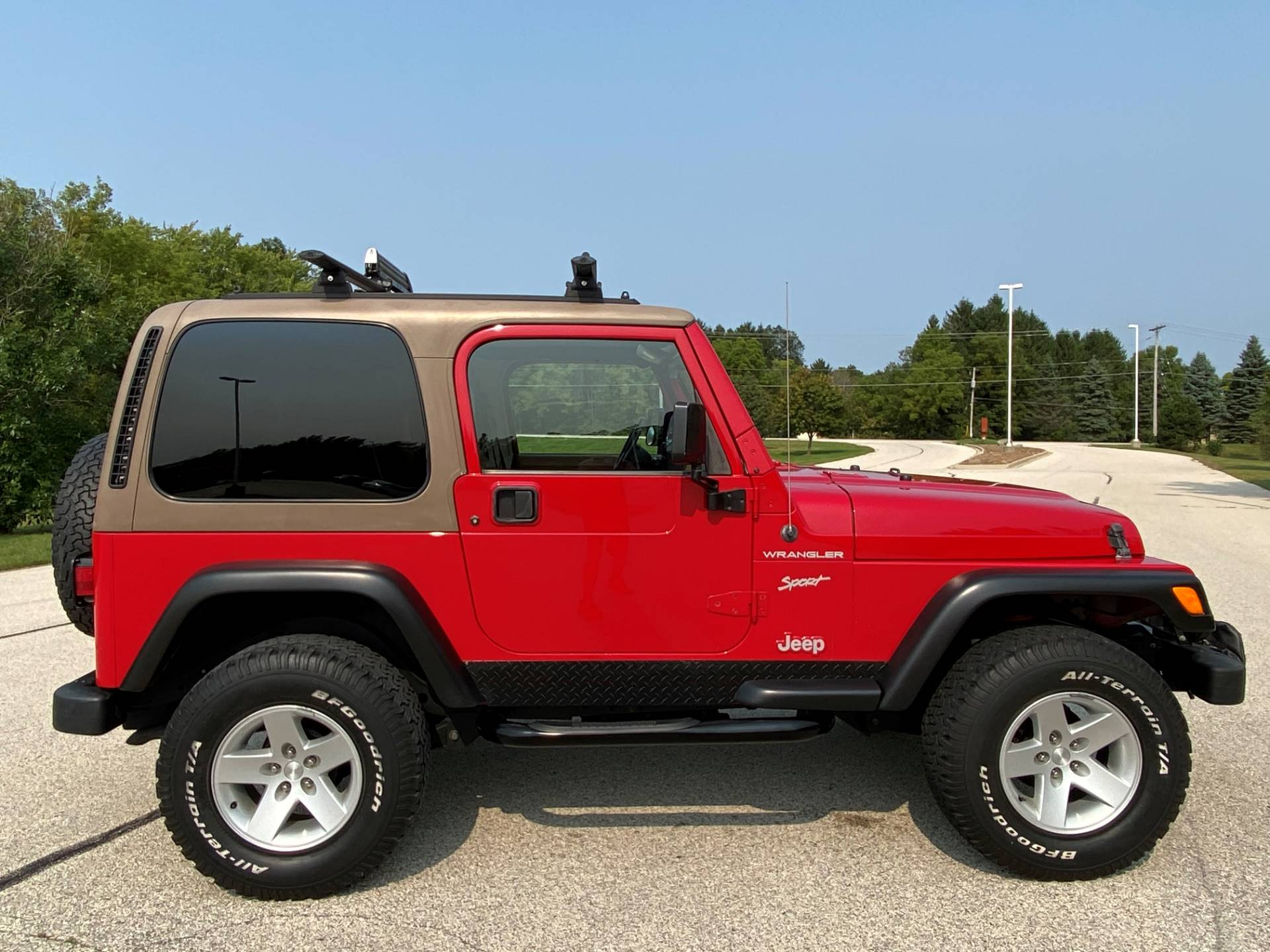 2002 Jeep® Wrangler X in Big Bend, Wisconsin - Photo 5
