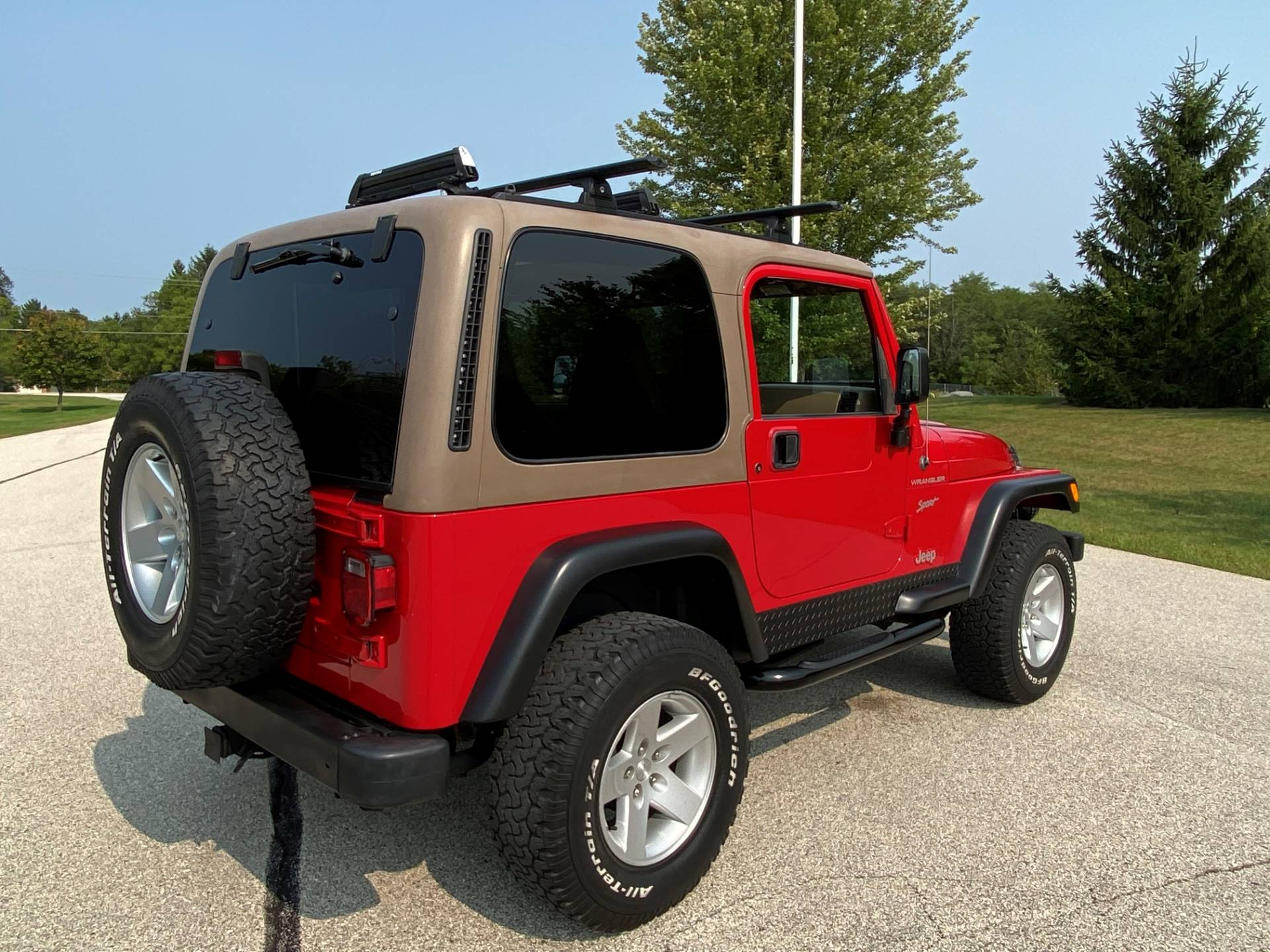 2002 Jeep® Wrangler X in Big Bend, Wisconsin - Photo 7